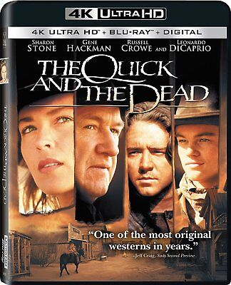 The Quick and the Dead (4K Ultra HD)(UHD)(Atmos)