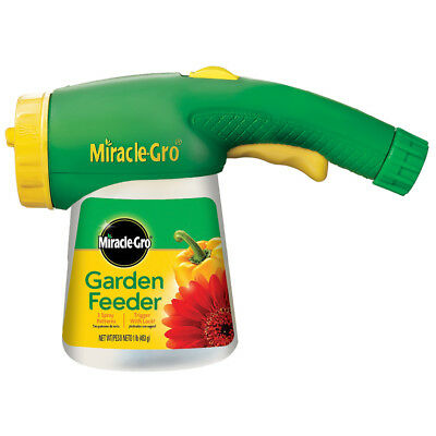 Miracle Gro Garden Feeder and All Purpose Food Fast Release Flowers Vegetables