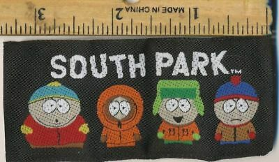 """South Park Sew on Patch 3 1/2"""" Stan Cartman Kyle Kenny FREE SHIPPING"""