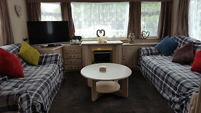 6 Berth 2 bed Caravan For Hire On Southview Holiday Park, Skegness.