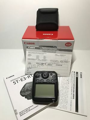 Canon ST-E3-RT Speedlite Transmitter / Excellent Condition