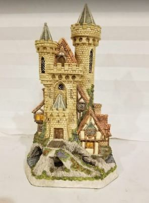 David Winter - GUARDIAN CASTLE, Limited numbered edition, SIGNED BY ARTIST!!!