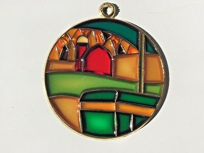 John Deere 1988 Suncatcher / Ornament - 7th of series