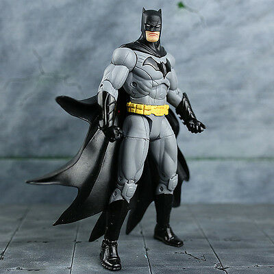 "Super Heroes Batman the dark knight PVC Action Figure Toys 7"" 18cm Loose"