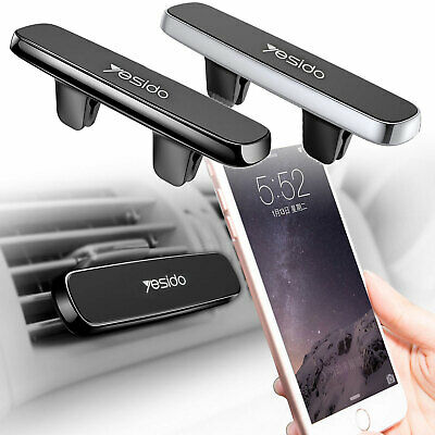 Universal Car Strong Magnetic Holder Air Vent Mount Stand Cradle for Cell Phone