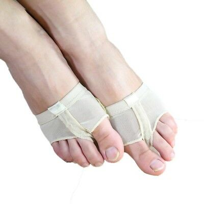 USA Belly Ballet Dance Paws Cover Foot Forefoot Undies Thong Half Lyrical Shoes