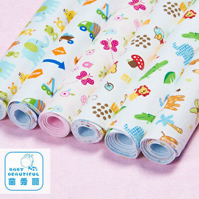 50x70cm Baby Infant Urine Bed Mat Reusable Diaper Travel Cover Burp Changing Pad