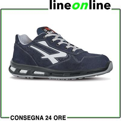 Scarpe antinfortunistiche U Power Emotion S1P SRC UPower basse sportive