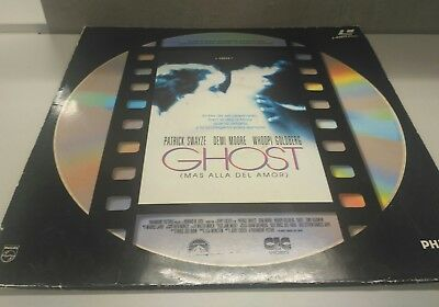 Laser Disc - Ghost