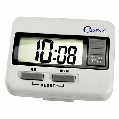 Cuisena Large Display Digital Timer With 1Xaaa Battery