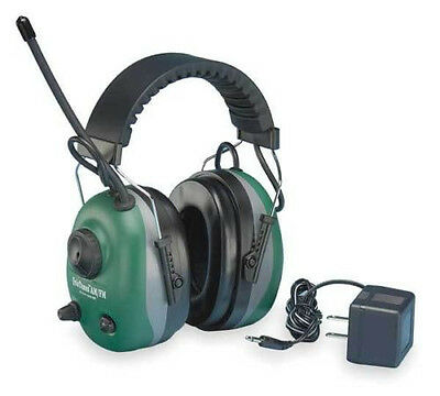 Elvex COM660R Quiet Tunes Rechargeable, Ear Muffs with AM/FM Radio