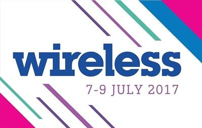 Wireless Festival Ticket (Full 3 Day Weekend)