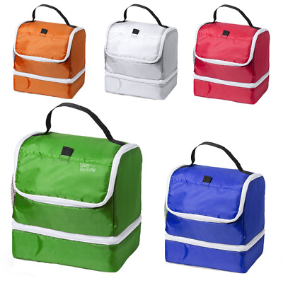 Cooler Bag Insulated Cool Lunch Picnic Camping Travel Beach Chilled Drink Food