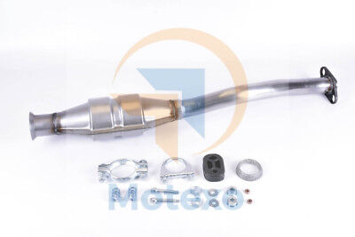 Citroen Saxo 1.6 Vtr 8V Tu5jp Hbk Wo//Obd 96-00 Rear Exhaust Silencer Back Box