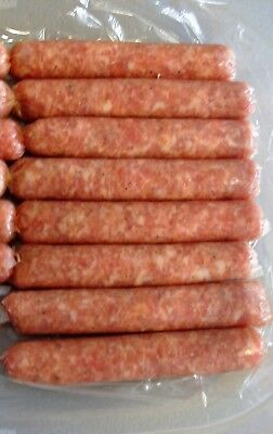Breakfast Sausage Kit  (includes seasoning and 21mm collagen casing) for 10lbs