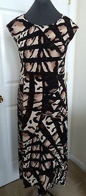 385d580ec4 CHICO S ANIMAL PRINT Mariah Maxi Dress Nwt 149 Chico s 1 S m ...