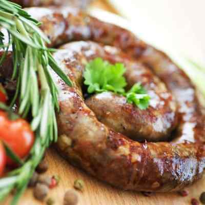 Italiant Sausage Kit  (includes seasoning and 32mm collagen casing) for 10lbs