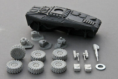 Antenocities workshop Hunchback - Games Workshop 40k Infinity the Game Warpath
