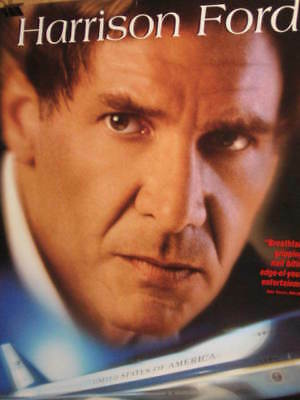 Air Force One Poster Harrison Ford Wendy Crewson Gary Oldman Glenn Close Macy