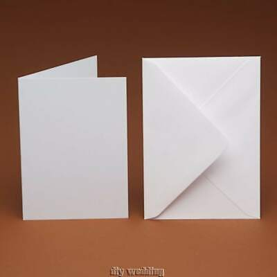 200 A6 blank Cards & Envelopes -PRINTABLE -IIvory,white, linen, hammered, smooth