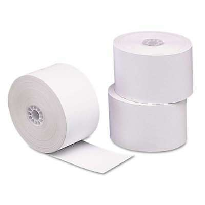 "PM Company® Single Ply Thermal Cash Register/POS Rolls, 1 3/4"" x  089243189987"