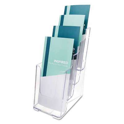 deflecto® Multi Compartment DocuHolder, Four Compartments, 4 7/8w 079916777016