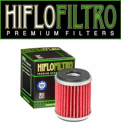 HIFLO FILTRO Oil and Air Filter Kit for YAMAHA YZF-R125 5D7 15-16