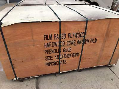 New Formply 1800*1200*17mm Brown Filmed Formwork Plywood