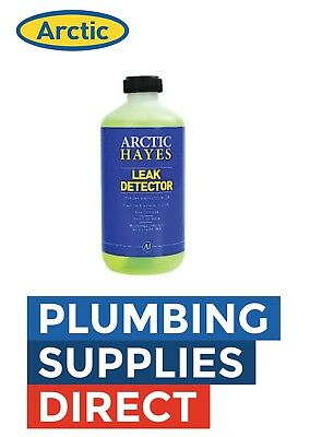 * Arctic Hayes Leak Detection fluid, 250ml Brush on Leak Detector, Gas & Air