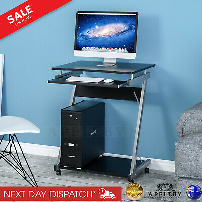 Home Office Computer Desk Small PC Laptop Tray Table Student Furniture Portable