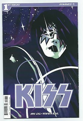 Kiss #1  Montes variant Cover C  Dynamite spaceman ACE