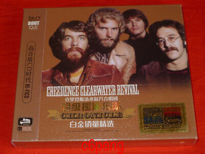 CREEDENCE CLEARWATER REVIVAL CHRONICLE (The Best Car Music) 3CD Box Set Hot