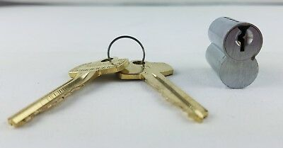 Lock Core Cylinder, 6 Pin with 2 Keys- No Control Key