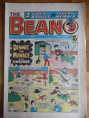 Beano Comic 26 May 1984 Week You Were Born Birthday Present Gift Idea Date