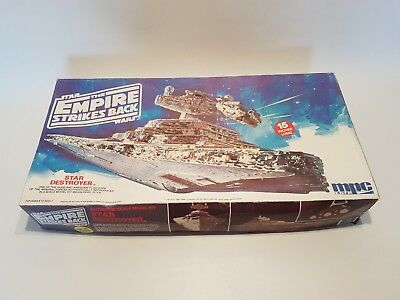 mpc ertl STAR WARS Star Destroyer Sternenzerstörer No. 8915 Empire Strikes back