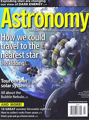 ASTRONOMY. Best selling astronomy magazine. Vol 40 Issue 7. July 2012