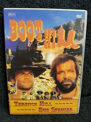 DVD - Boot Hill - Terence Hill & Bud Spenser