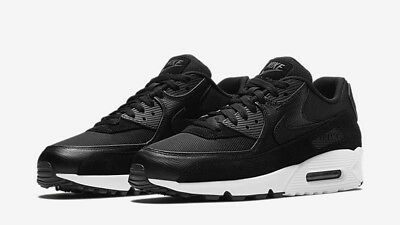 pretty nice 0d4e3 5fa3d ... ireland nike air max 90 premium black mens 700155 014 white am90 vapor  am95 new retro