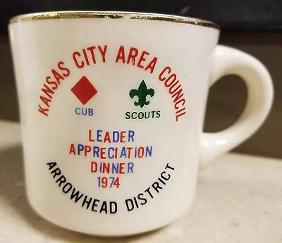 Kansas City Area Council Arrowhead District Leadership Appreciation Dinner 1974