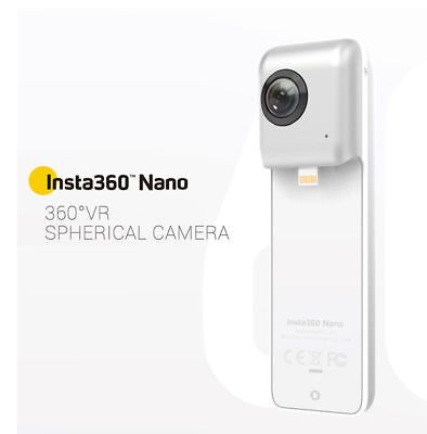 Insta360 Nano Spherical Video Camera for iPhone - 5% off with code PULL5