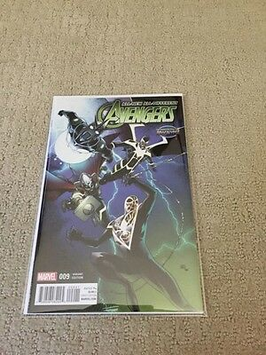 All New All Different Avengers #9 Age Of Apocalypse Variant Marvel Comics