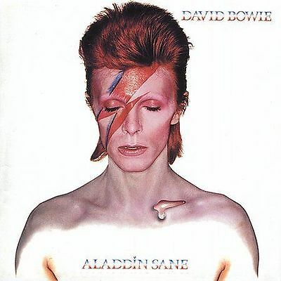 Aladdin Sane [Remaster] by David Bowie (CD, Sep-1999, VIRGIN) BRAND NEW & SEALED
