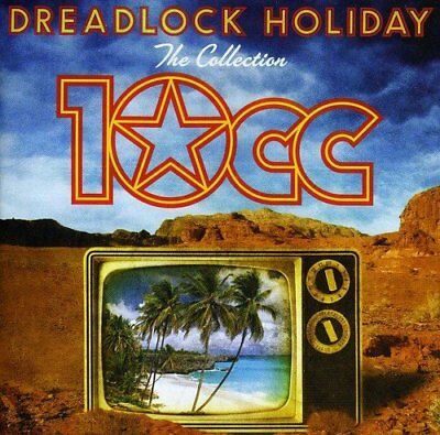10 CC - Dreadlock Holiday The Collection - Best Of / Greatest Hits  CD Neu & OVP