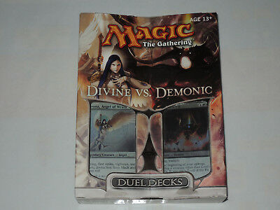 MTG - Duel Decks - Devine vs Demonic Box Set - Brand New and Sealed.