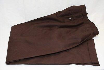 Lauren Ralph Lauren Wool Pants  Size 8 Dark Brown