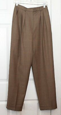 LAUREN RALPH LAUREN  Pleated Pant Size 6