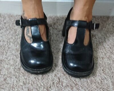 TRUE VINTAGE KICKERS Mary Jane Shoes