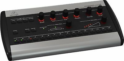 Behringer Powerplay 16 P16-M Mint 16-Channel Digital Personal Mixer P16 M