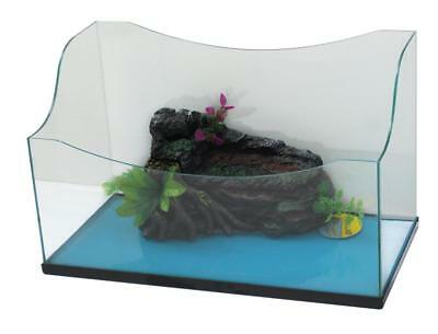 CROCI Liberty Aquarium de Tortue 50 x 26 21/30,5 cm