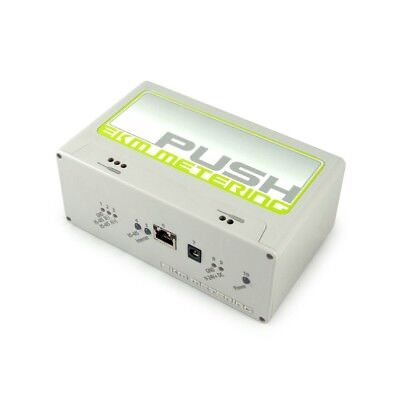 EKM Push RS485 to TCP/IP - Meter Data to Database - Real Time Online Graphs #8